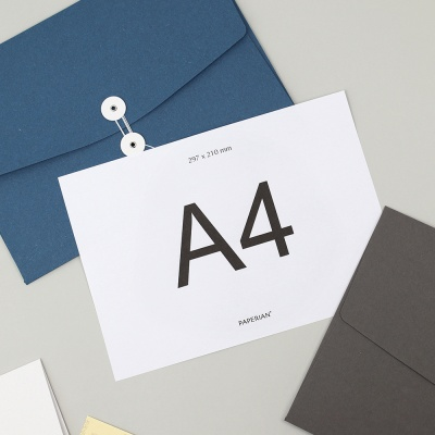 A4 재생지 프레젠테이션 폴더