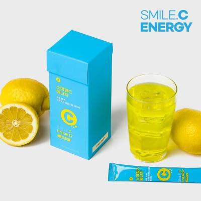 [비타민채우기]스마일씨 에너지 레몬 14포x1박스(2주)