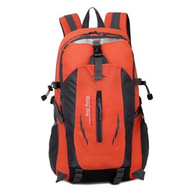 트래킹 방수 등산가방 경량 스포츠 배낭 오렌지
