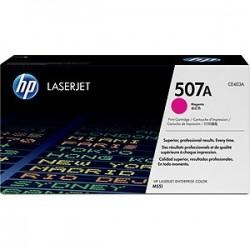 HP TONER CE403A(NO.507A) / Magenta / Color Laserjet M551 / 6,000P
