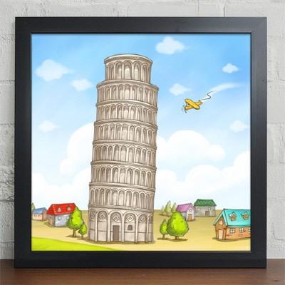 cy074-그림으로 만나는 유럽04_피사의 사탑