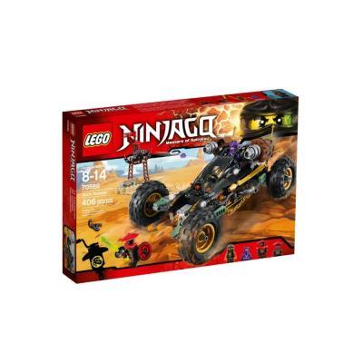 LEGO / 레고 닌자고 70589 콜의 락 로더