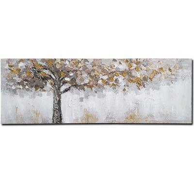 홈스타일링 고무나무 그림액자 사이즈 150x50cm