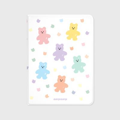 Bear friends-white(아이패드-커버)