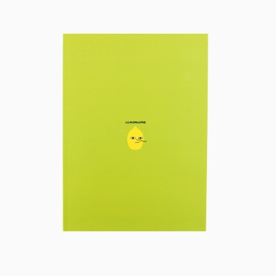 어드벤처타임 기본노트(레몬그랩)