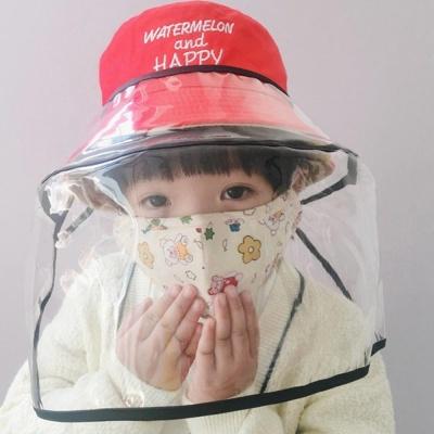 코로나 방역 모자 우한 폐렴 바이러스 완벽차단 얼굴 가리개 보호대 안면