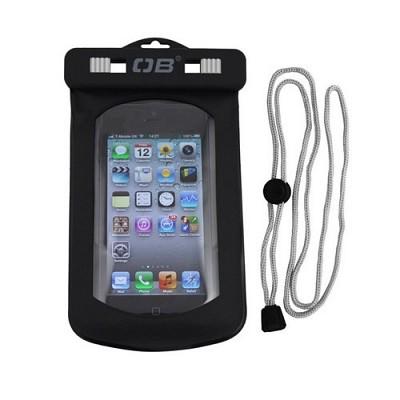 오버보드 아이폰 방수 케이스(아이폰6/5S/5C/4S 호환)[OB1008iBLK]