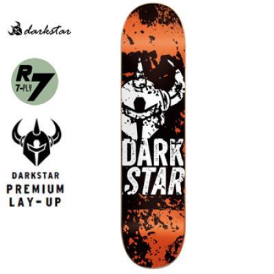 [Darkstar] PAINTER ORANGE SL DECK 8.25