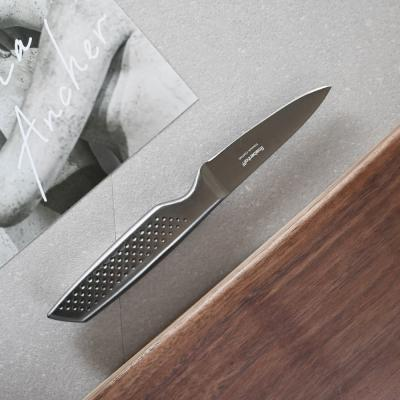 고급 블랙 올스텐 나이프 칼 과도 19cm