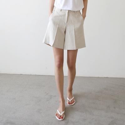 Julie Linen Shorts
