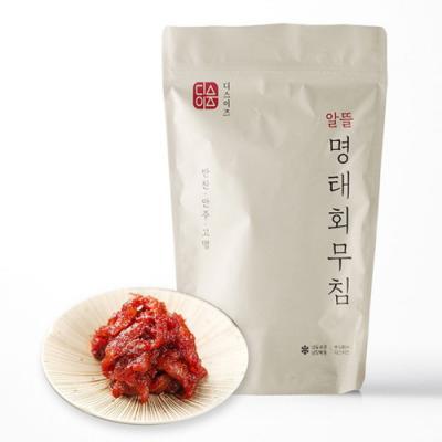 [사임당] 속초명물 명태회무침 1kg