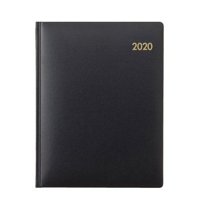 2020년 퍼스널다이어리 재생 블랙 2 Type [L023]