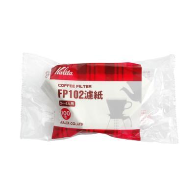 Whatcoffee칼리타 FP 102 필터 백색 100매