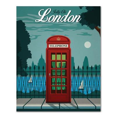 DIY 페인팅 영국_런던 PD07 (40x50)