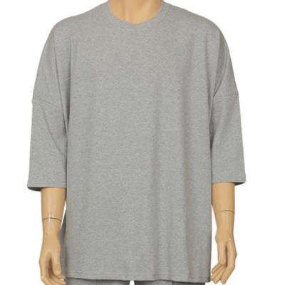 남성 여성 여름 데일리 반팔 티셔츠 컬러 오버핏