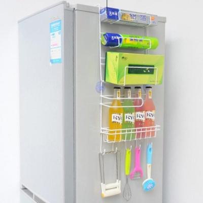 냉장고수납걸이 냉장고걸이 크리넥스걸이 휴지걸이 공간활용걸이 옷걸이 의류수납