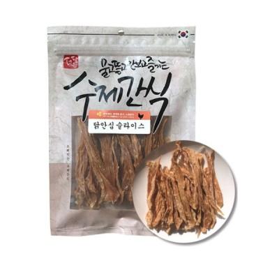 팻트랜드 닭안심 슬라이스 90g(1개)