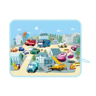 [하쥬르] 차량용 자석  햇빛가리개_자동차나라