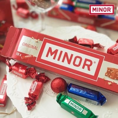미노 초콜릿 기프트박스 270g (15gX18입)