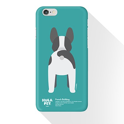 PLUSBOX HULA PET (French Bulldog Hula) CASE