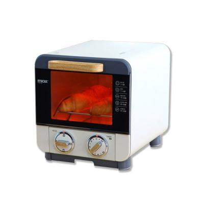MOZ 모즈 전기 미니 베이킹 오븐기 DR-1000 아이보리