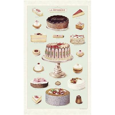 카발리니 빈티지 패브릭벽걸이 - 케이크