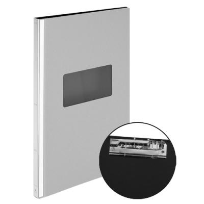 [문화산업] 진행문서화일(PP)F436-7 회색 [개1] 92580