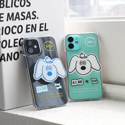 MonagustA찰리 스마트톡투명케이스 foriPhone12series