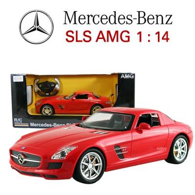 [라스타 RC카] 1:14 벤츠 SLS AMG