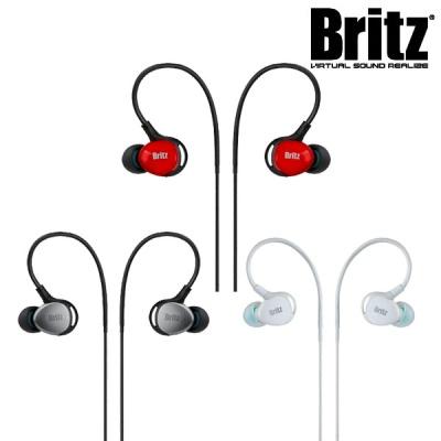 브리츠 하이파이 프리미엄 이어폰 P281 (인이어이어폰 / 스마트폰컨트롤러 / 이어캡제공)