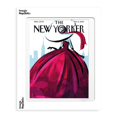 THE NEW YORKER/SCHOSSOW FASHIONISTA