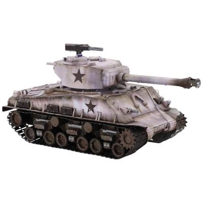 [3D퍼즐마을][MU] YM-N038 셔먼 중형 전차