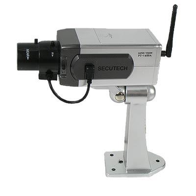 모형 CCTV카메라/감시카메라/자동회전/LED LCPT-1400A