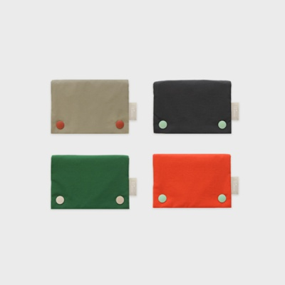 Two button wallet (다용도 지갑)