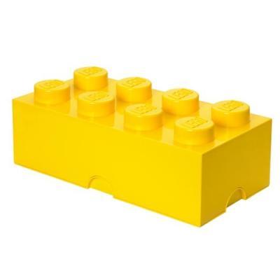 [레고 스토리지] 레고 블릭정리함 8 (옐로우)