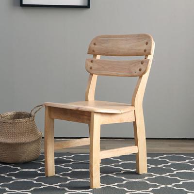 [베스트리빙]다빈치 원목의자 1+1