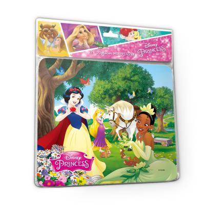 [Disney] 디즈니 프린세스 미니퍼즐(12,20조각)