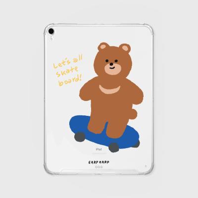 Borad bear(아이패드-투명)