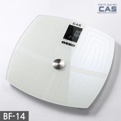 카스(CAS) 프리미엄 디지털 체지방 체중계 BFA-14