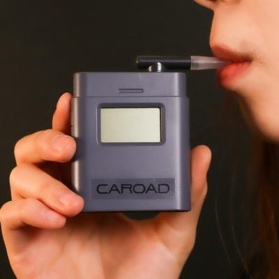 CAROAD 휴대용 음주측정기 혈중 농도 감지 알콜측정기