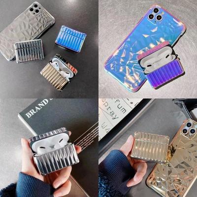 에어팟프로 3세대 컨테이너 홀로그램 실리콘 케이스
