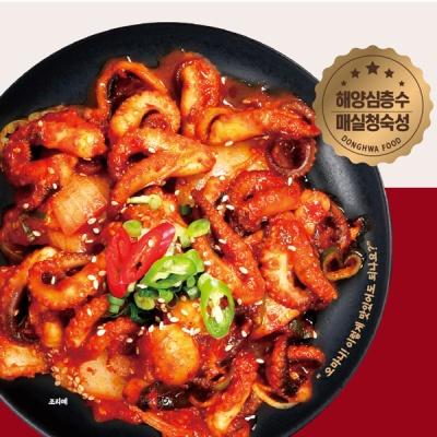 [골목식당] 매콤하고 쫄깃한 한접시 쭈꾸미볶음 600g