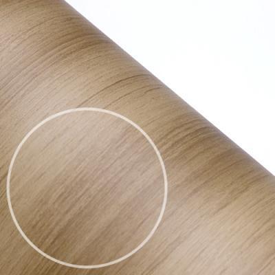 fp154-라이트브라운 무늬목 필름지 _인테리어필름