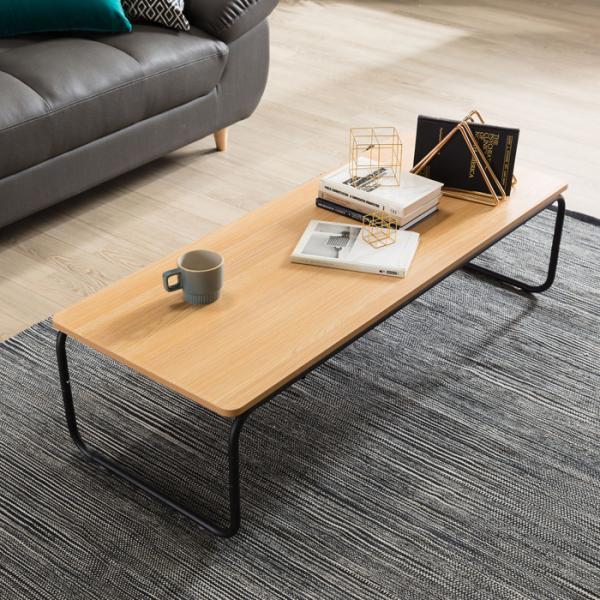 블랙스틸 소파 테이블 YS511