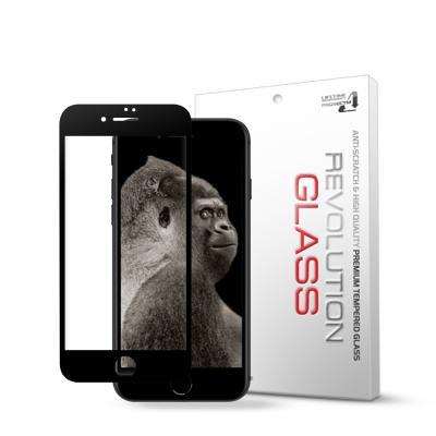 프로텍트엠 아이폰SE2 2세대 3D 풀커버 강화유리 필름