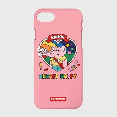 kkikki always happy-pink(color jelly)