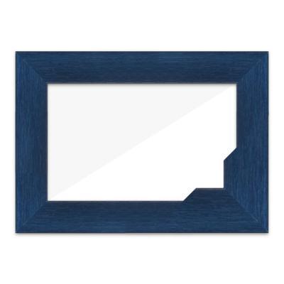 6x8 사진액자 (블루) 가족웨딩인테리어탁상