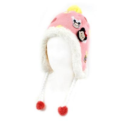 미니마우스 썸썸 모자