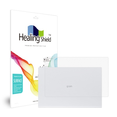 LG 그램 15인치 2020 15Z90N 15ZD90N 무광 상판2매
