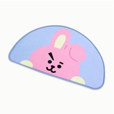 BT21 쿠키 미니 러그 / 캐릭터러그 발매트 리빙용품